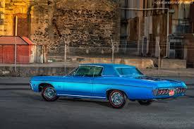 1968 Chevrolet Impala Custom Coupe | Automotive Photography in ...
