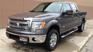 2014 Ford F150 XLT XTR 4WD - Super Crew, Backup Camera & Sensors, 3.5L EcoBoost, Tow Package