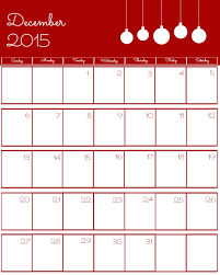Free Printable Calendar 2015 By Month Free 2015 Printable Calendar The Bearfoot Baker