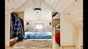 tiny house closet space