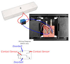 wiring a doorbell solidfonts wiring diagram doorbell two chimes diagrams database