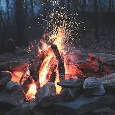 designing your fire pit wood burning vs gas fire pits