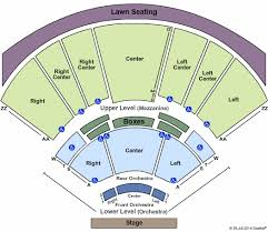Hollywood Casino Amphitheatre St Louis Seating Chart With