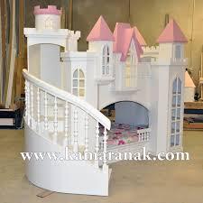 Princess Castle Bedroom Jual Tempat Tidur Anak Terbaru 2015 Bahan Kayu Mahony Jati Warna