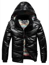 burlington coat factory leather jackets for men