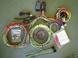 ez wiring mini 21 circuit street rod wiring harness ebay painless hot rod wiring harness at Universal Street Rod Wiring Harness