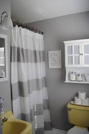 Bathroom Sink Curtains Grey Bathroomkudos For Incorporating The Horrible Sink And