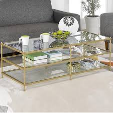 glass coffee tables for class style