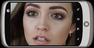 makeup video tutorial apk screenshot