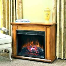 infrared quartz fireplace heater rolling electric mantel duraflame qu
