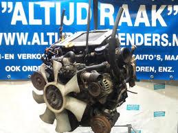 Used Nissan Terrano Engine - MD050000 TD27 - Altijd Raak A&P B.V. ...