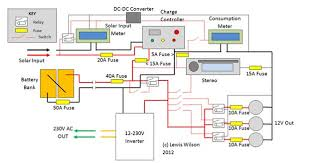 solar power supply v3 0 10 steps pictures circuit diagram