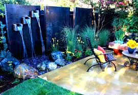 small garden water features wall mounted water features small garden water feature ideas