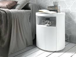 white modern bedside table modern round bedside cabinet in white semi gloss modern white gloss side white modern bedside table