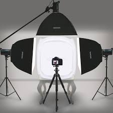 neewer photo studio light tent diffusion soft box shooting cube 150cm 60 inch