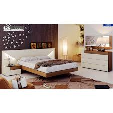 Modern Contemporary Bedroom Sets Elena Contemporary Bedroom Set Modern Manhattan