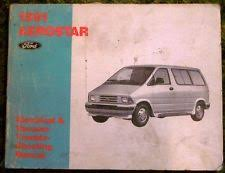 ford aerostar complete engines 1991 ford aerostar wiring diagram evtm manual 91