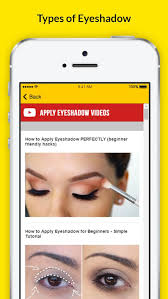how to apply eyeshadow apply eye makeup if you wear gles