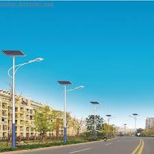 SOLAR Selfsufficient Street Light Pole  ROS Iluminación  PDF Solar Street Light Brochure