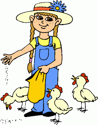Feed Animals Clipart