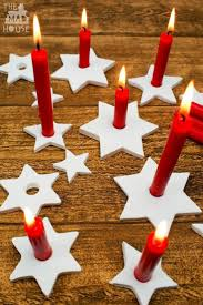Diy Candle Holders Best 25 Clay Candle Holders Ideas On Pinterest Cement Crafts