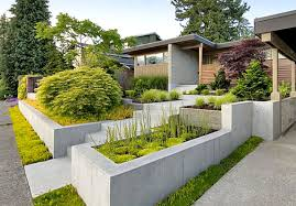 How To Design A Small Front Garden Modern Small Front Garden Ideas The Inspirations Yellow Door