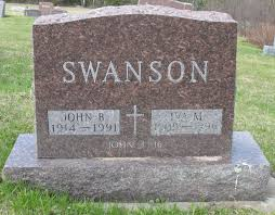 Iva May Franklin Swanson (1909-1996) - Find A Grave Memorial