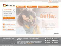 Piedmont My Chart Org Piedmont Healthcare Competitors Revenue And Employees
