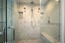 showy protective coating for glass shower doors this glass shower door showcases tile work photo courtesy showy protective coating for glass shower doors
