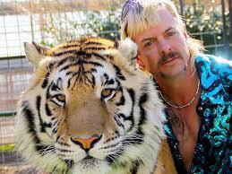 Tiger King's Joe Exotic breaks silence ...