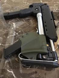 Stickman Magazine Holder Gun] My KelTec Sub100 Gen100 Guns Weapons and Knives 6