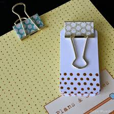 diy office supplies. Brilliant Diy DIY Pretty Blinder Clips And Tags For Office Supply And Diy Supplies A
