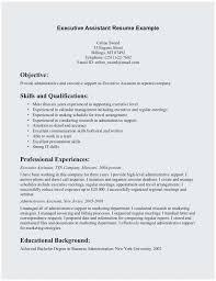 Executive Resume Cover Letter Sample Popular Cover Letter For