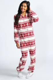 Boohoo Adult Christmas/Novelty Onesie | eBay