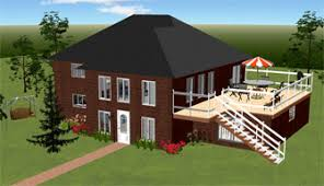 Small Picture Home Design Software 3D House and Landscape Design