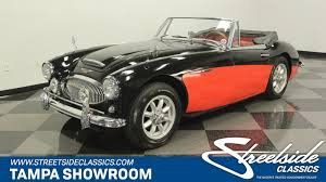 Austin Healey Color Chart 1963 Austin Healey 3000 Is Listed For Sale On Classicdigest In Tampa Florida By Streetside Classics Tampa For 49995