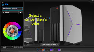 How To Change Light Color On Alienware Laptop How To Change Alienware Color