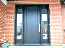 front door with panels exterior wood doors with glass panels wooden front doors with glass panels