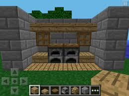 Woman Minecraft Garden Furniture  And Home Interior Design With - Minecraft home interior