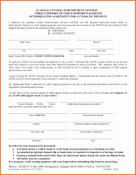 Sample Child Support Agreement Contract Inspirational Child Support ...