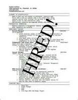 Tips For An Effective Resumes Tips To Create An Effective Resume National Crime