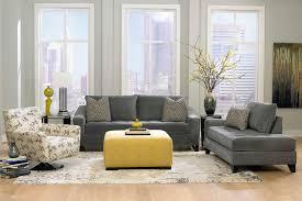 yellow furniture. Yellow Living Room Furniture. Room:grey Modern Brown Sofa Mural Decor Fancy Furniture