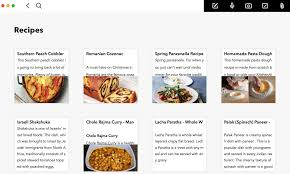 Recipe Writer App The 10 Best Note Taking Apps In 2018 Evernote Onenote And