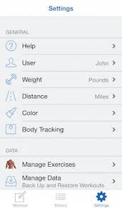 Workout Spreadsheet Gym Log Workout Log Improve