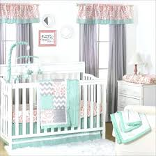 mint green crib bedding bedding cribs unicorn bears pillowcase baby girl standard mint green crib skirt