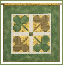Free pattern day: St. Patrick's Day | Quilt Inspiration | Bloglovin' & Free pattern day: St. Patrick's Day Adamdwight.com