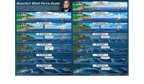Amazon Com Picture Peddler Beaufort Wind Force Scale