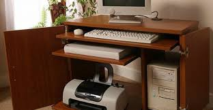 full size of desk small computer desk with printer shelf desk computer shelf in custom