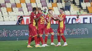 Yeni Malatyaspor Gaziantep'i iki golle geçti