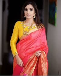 Full Sleeves Saree Designs 13 Chic Long Sleeve Saree Blouse Designs Ideas Blouse